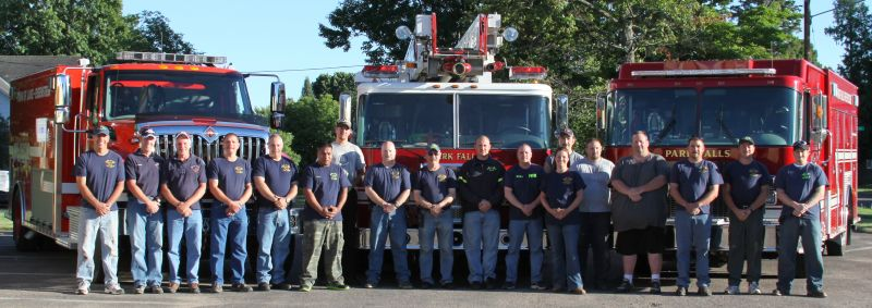 Our Volunteer Fire Department