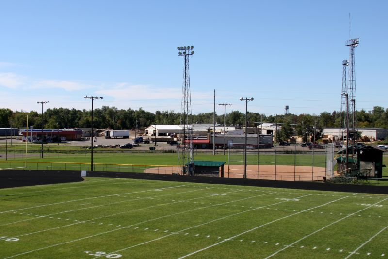 Football & Softball Fields